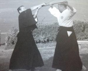 Shiokawa&Iwameji sensei Shinto Muso Ryu Jo-do